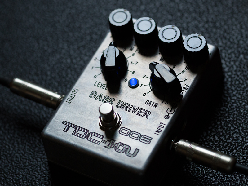 【新製品】TDC-YOU 006 BASS DRIVER