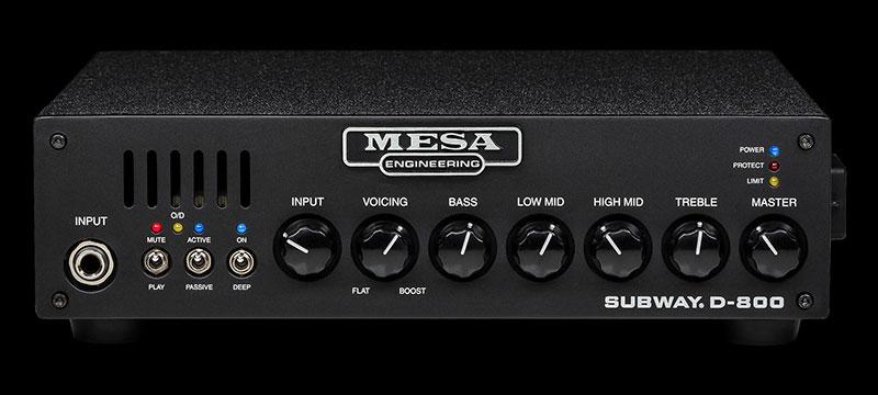 Mesa/BOOGIE SUBWAY D-800