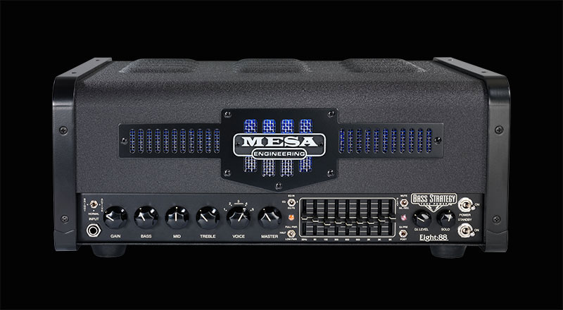 Mesa/BOOGIE Bass Strategy Head