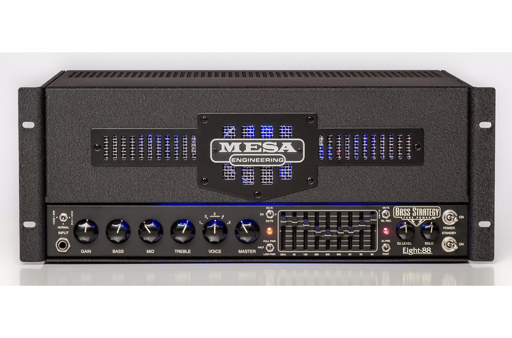 Mesa/BOOGIE Bass Strategy Rackmount Head