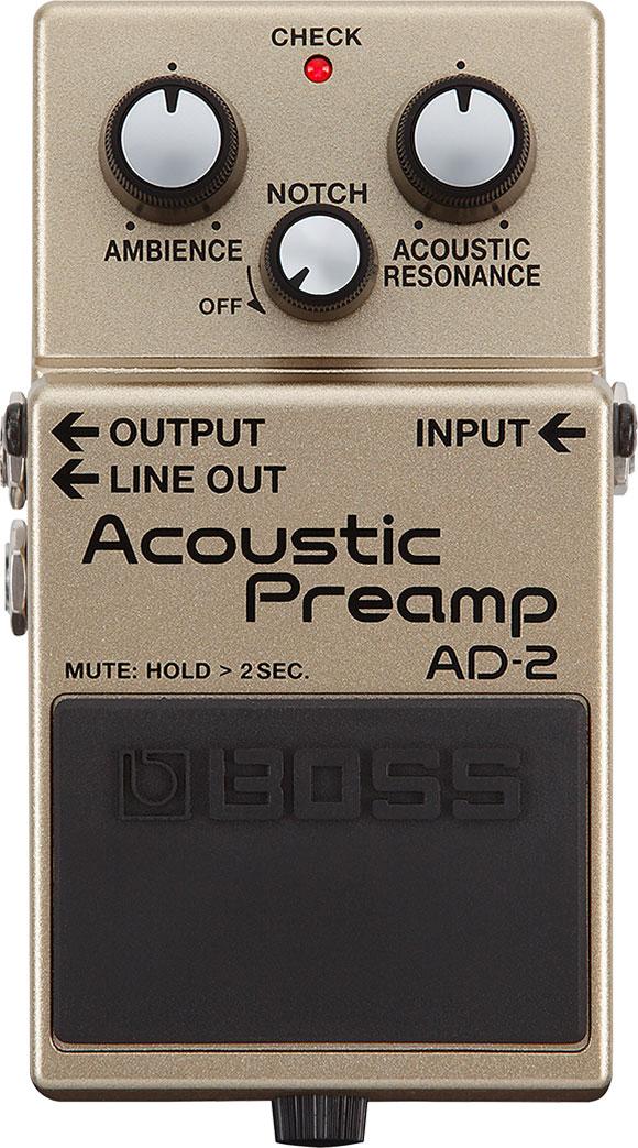 BOSS/ AD-2 Acoustic/ BOSS Preamp AD-2, KANEGI:0f1c37eb --- officewill.xsrv.jp