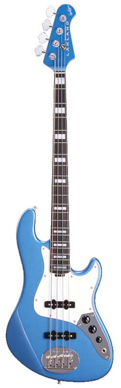 LAKLAND SL Darryl Jones/Lake Placid Blue [レイクランド][エレキベース][国産,MADE IN JAPAN]
