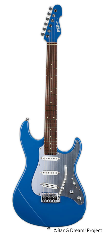 【ESP×BanG Dream!コラボギター 受注生産:8ヶ月】ESP SNAPPER Tae