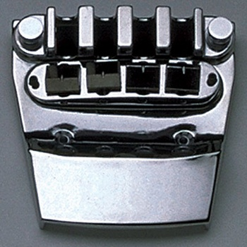 Allparts / BB-0316-010 Bridge and Tailpiece for Rickenbacker®