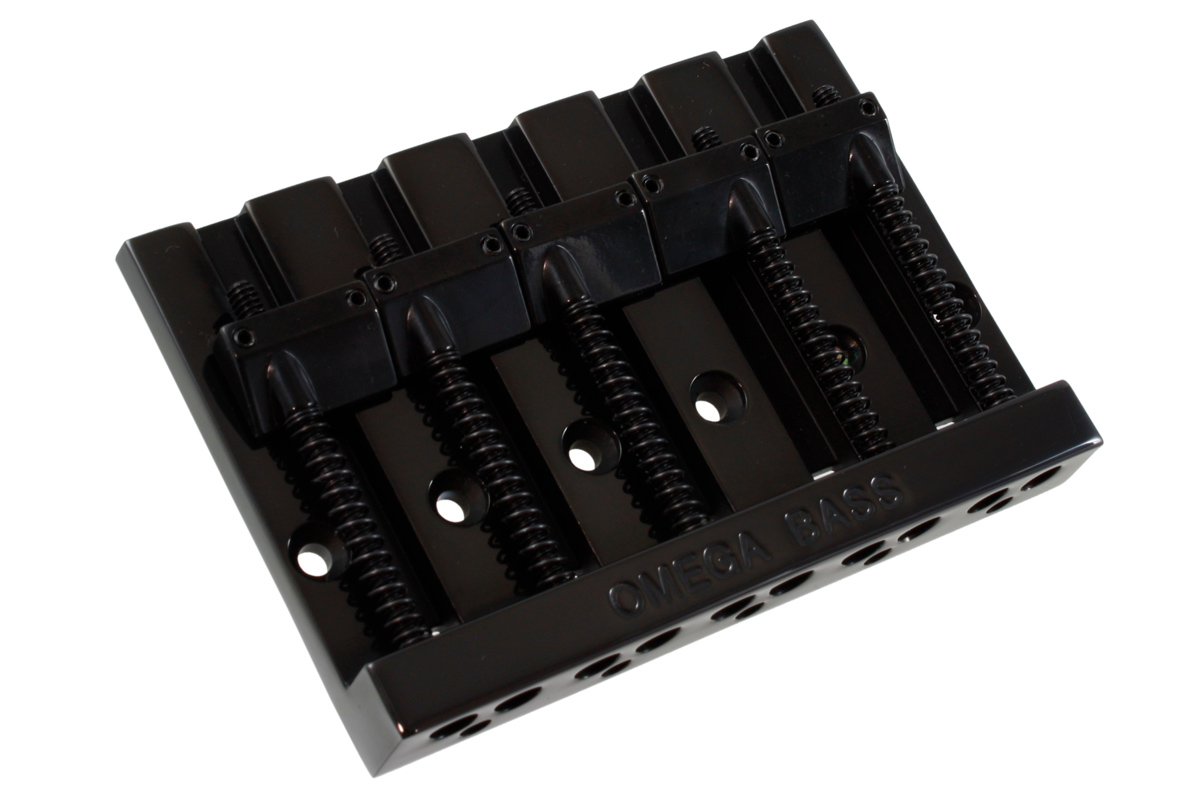 Allparts / BB-3360-003 5-String Omega Bass Bridge