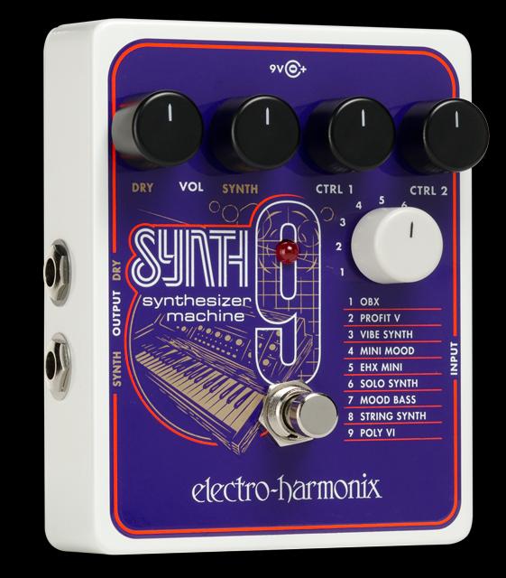 electro-harmonix / SYNTH9 Synthesizer Machine