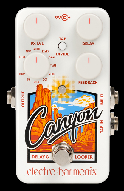 electro-harmonix / Canyon Delay & Loopers