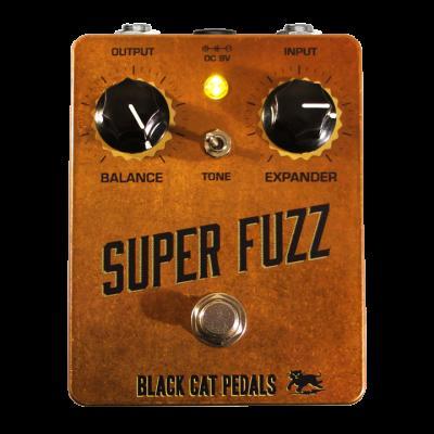 【受注生産】BLACK CAT SUPER FUZZ