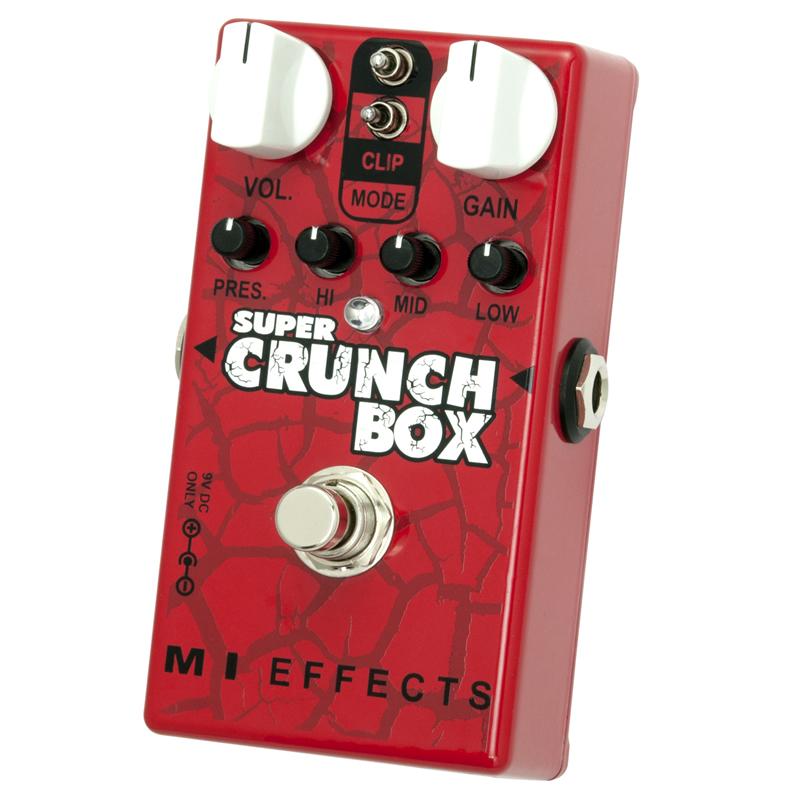 MI AUDIO / Super Crunch Box V2
