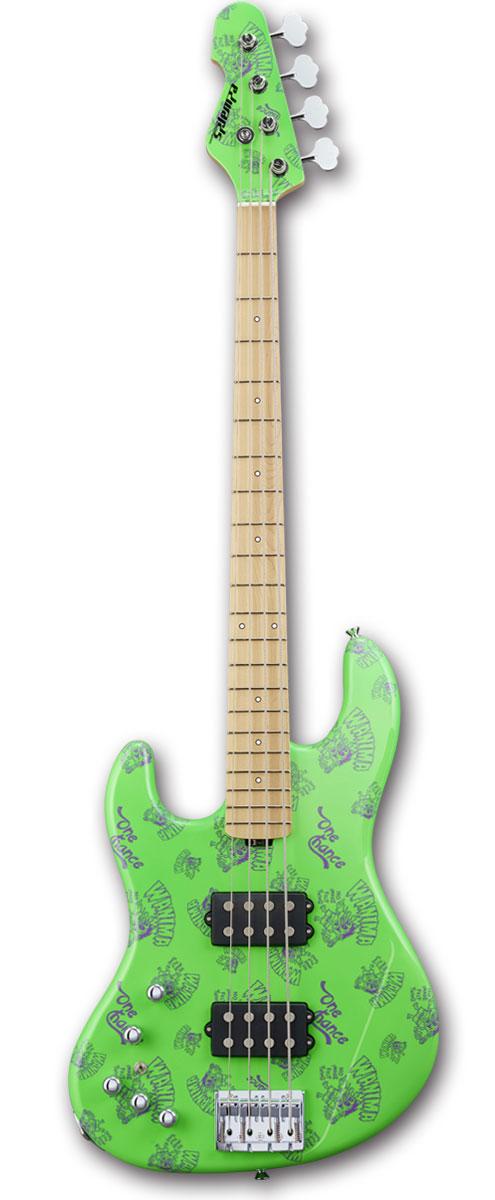 【受注生産】【WANIMA KENTA Model】EDWARDS E-助平 Green(LeftHand Model)