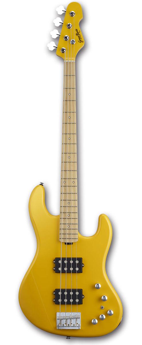 【受注生産】【WANIMA KENTA Model】GrassRoots G-助平 Yellow(Right Hand Model)