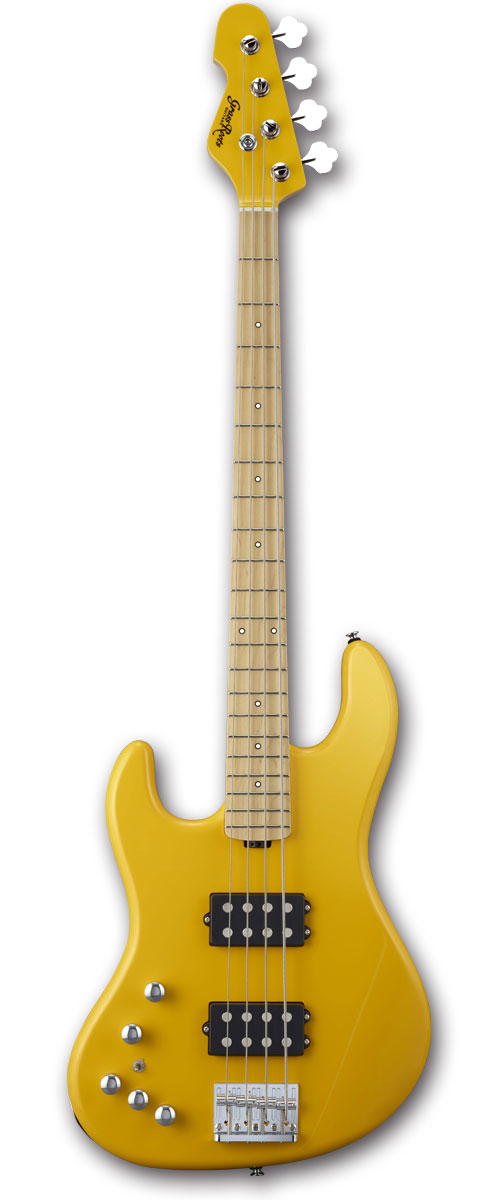 【受注生産】【WANIMA KENTA Model】GrassRoots G-助平 Yellow(LeftHand Model)