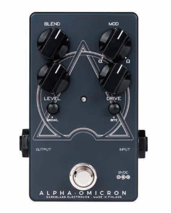 "Darkglass Electronics / Alpha Omicron ""Beautifully Brutal"""