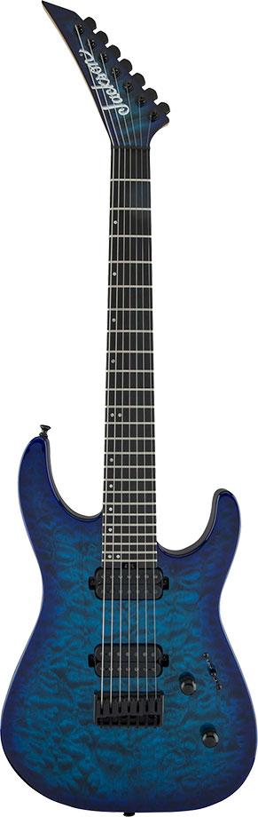【新製品】Jackson Pro Series Dinky DK7Q HT【7弦ギター】