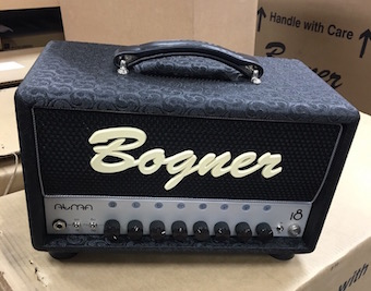 【受注生産】Bogner / Atma 18 with Ecstasy type mini headshell