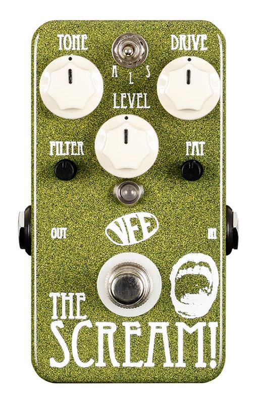 VFE Pedals / The Scream!