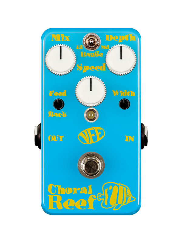 VFE Pedals / Choral Reef