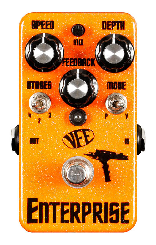 VFE Pedals / ENTERPRISE