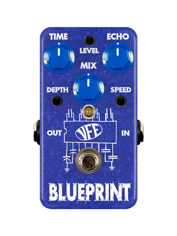 VFE Pedals / BLUEPRINT