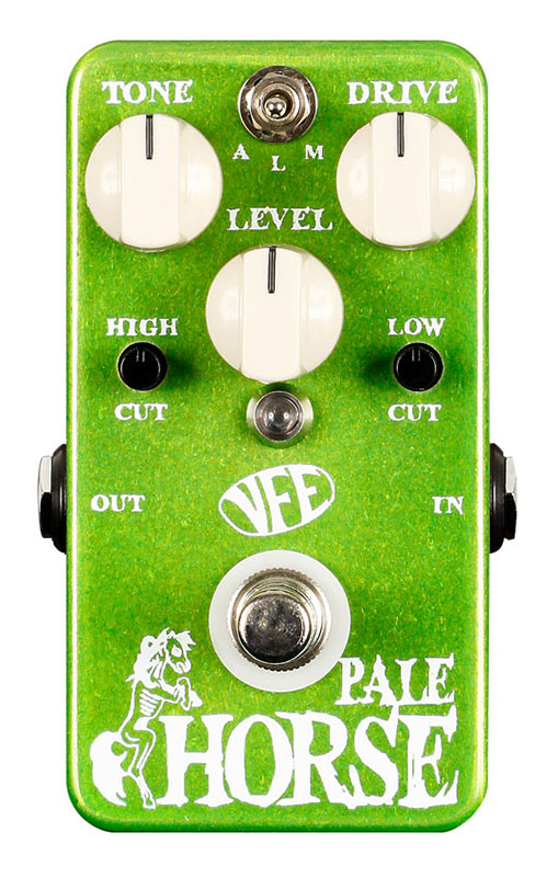 VFE Pedals / PALE HORSE