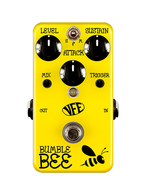 VFE Pedals / BUMBLE BEE