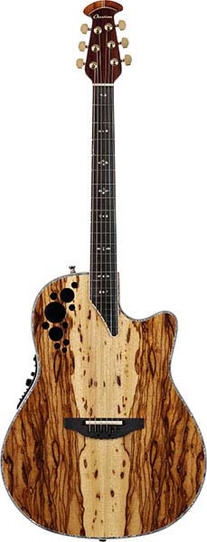 Ovation Collector's Series - C2078AXP African Chen Chen