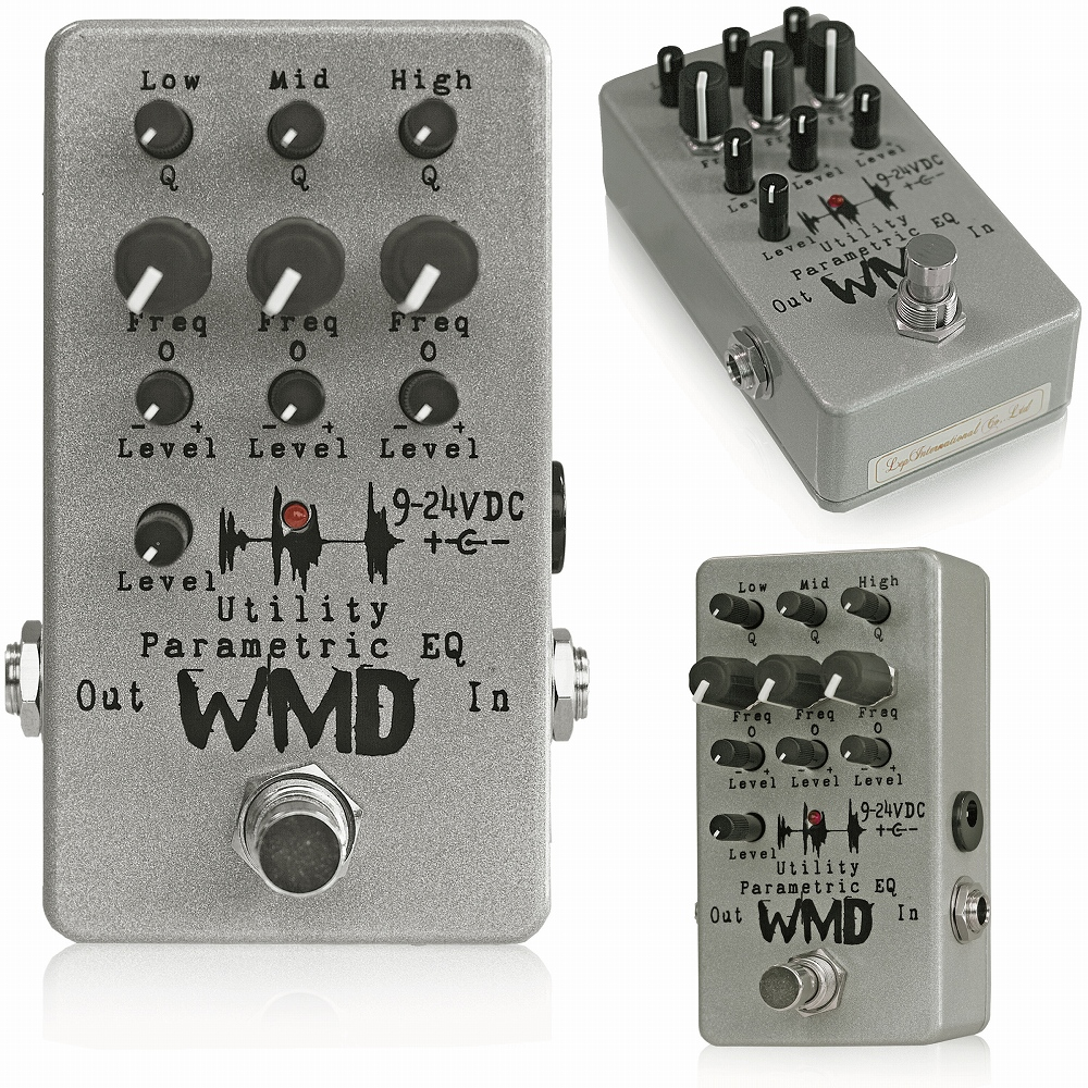 【受注生産】WMD / The Utility Parametric EQ