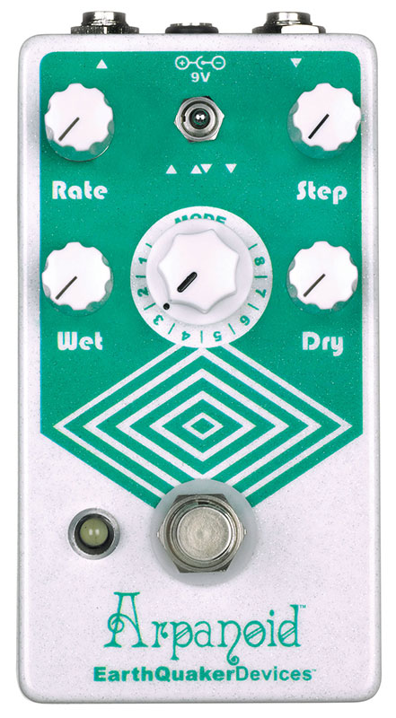 EarthQuaker Devices / Arpanoid Polyphonic Pitch Arpeggiator
