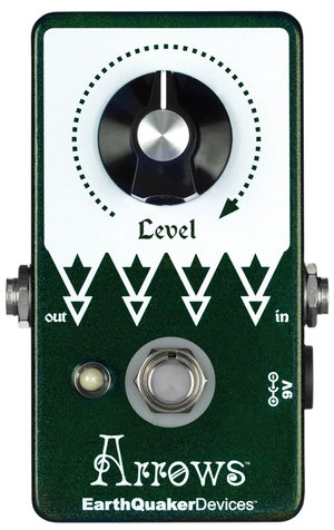 EarthQuaker Devices / Arrows Preamp Booster