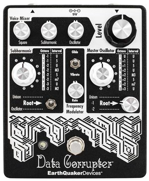 EarthQuaker Devices / Data Corrupter Mod Mono PLL Harmonizer