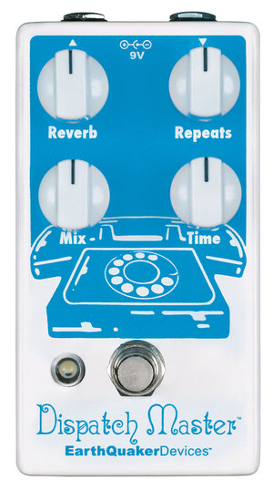 EarthQuaker Devices / Dispatch Master Delay & Reverb