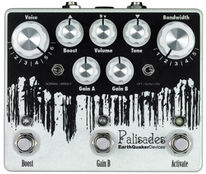 EarthQuaker Devices / Palisades Mega Ultimate Overdrive