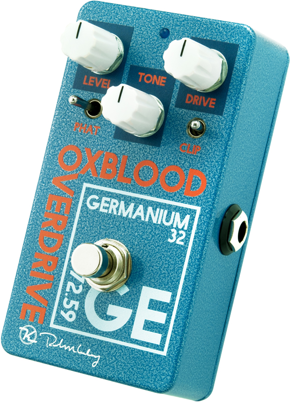 Keeley / Oxblood Germanium Overdrive