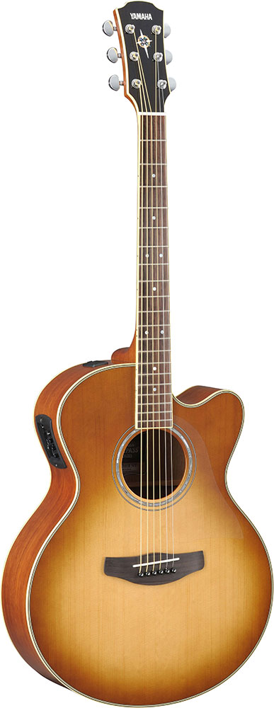 YAMAHA エレアコギター YAMAHA CPX700II / Sand Burst