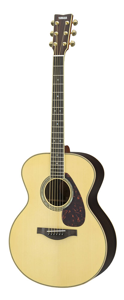 YAMAHA エレアコギター LJ16 ARE / Natural