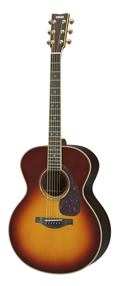 YAMAHA エレアコギター LJ16 ARE / Brown Sunburst