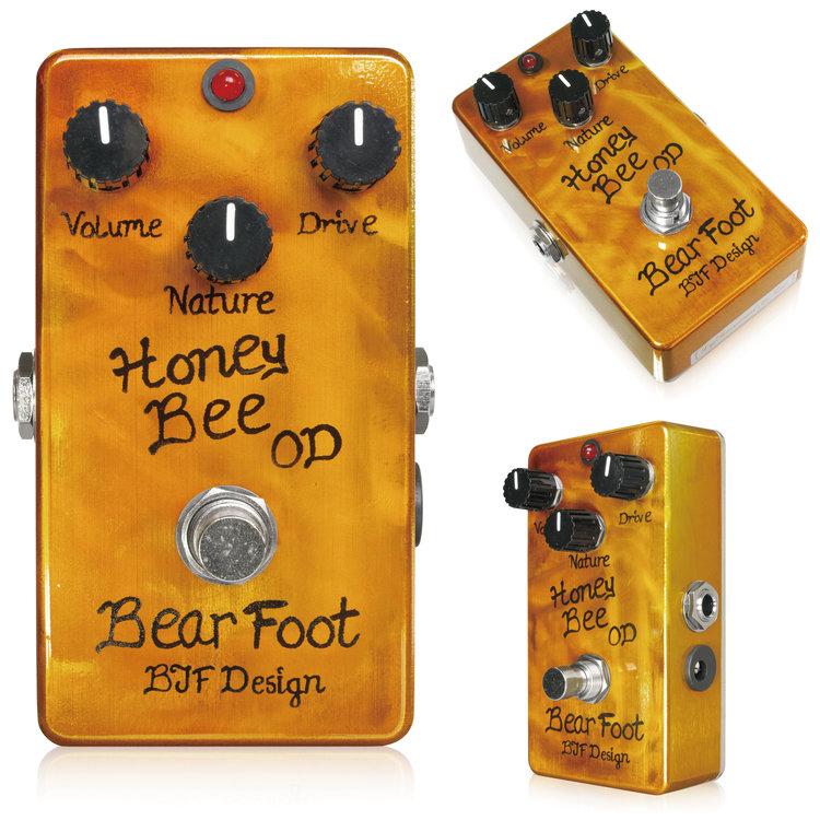 BearFoot Guitar Effects / Honey Bee OD
