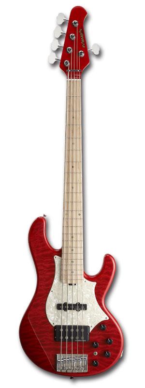 【受注生産】[tetsuyaモデル] EDWARDS E-T-170BD / See Thru Fiesta Red