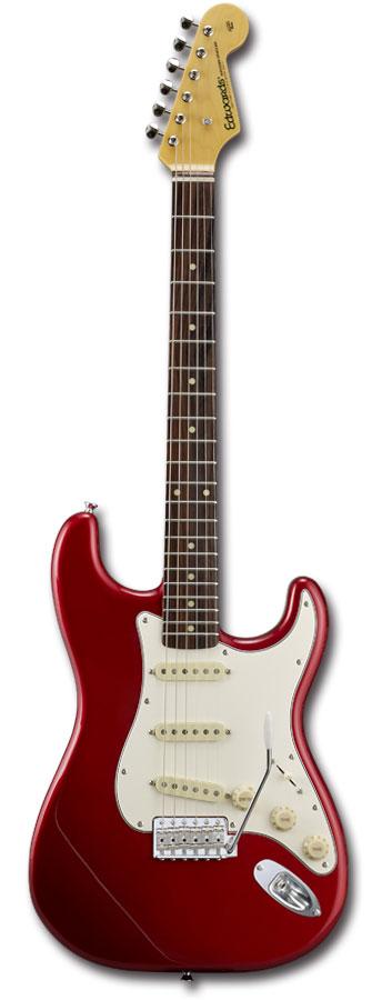 【新製品】EDWARDS E-ST-90ALR / Candy Apple Red