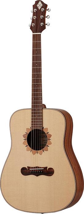 【アウトレット特価 50%OFF】【アコースティックギター】ZEMAITIS CAD-100FW