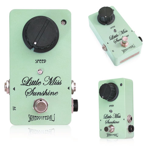 Skreddy Pedals / Little Miss Sunshine
