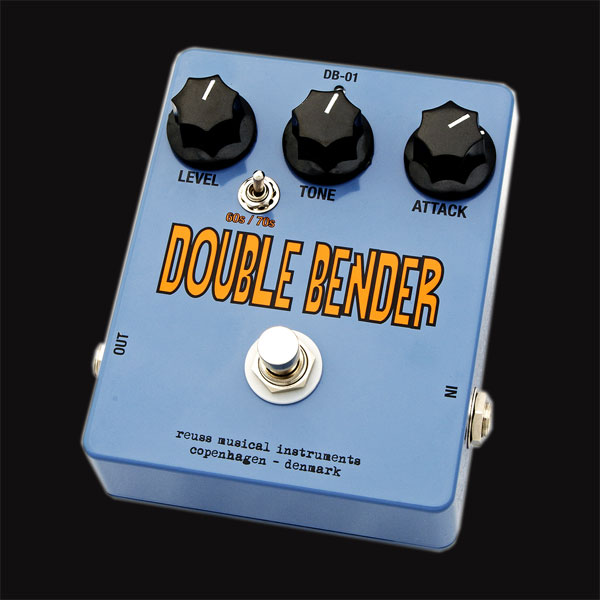 REUSS / DB-01 Double Bender