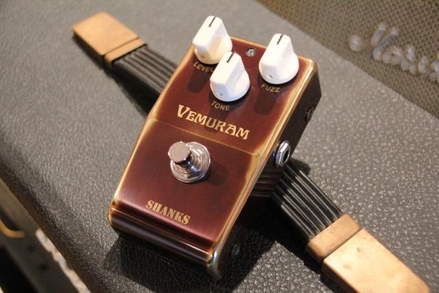 【新製品】VEMURAM / SHANKS II