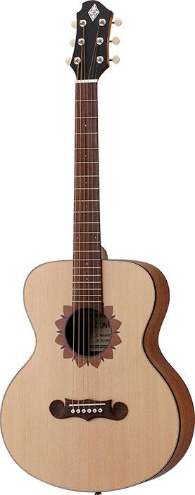 【ミニアコースティックギター】ZEMAITIS CAM-60F