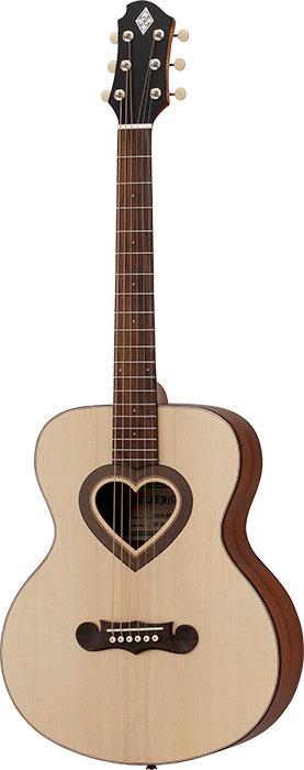 値頃 【ミニアコースティックギター CAM-60H】ZEMAITIS CAM-60H, 快眠くらぶ:a62a477b --- rekishiwales.club