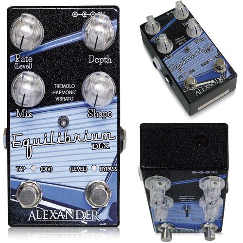 Alexander Pedals Equilibrium DLX