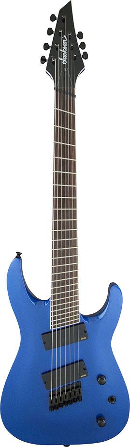 【新製品】Jackson X Series Soloist Archtop SLAT7 MS【7弦ギター】