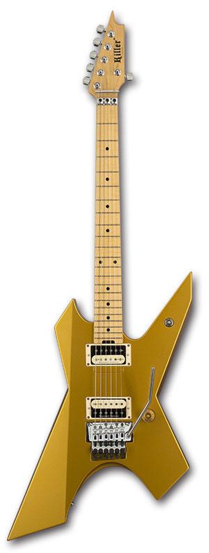 【受注生産】Killer KG-PRIME Original 2015 Ver / Vintage Gold