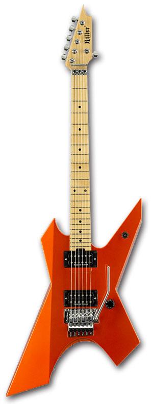 【受注生産】Killer KG-PRIME Original 2015 Ver / Metalic Orange