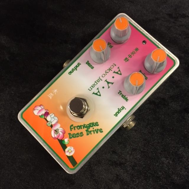 【在庫一掃】 A.Y.A TOKYO JAPAN JAPAN Frontgate Frontgate A.Y.A BassDrive, 【オンライン限定商品】:459081e6 --- canoncity.azurewebsites.net